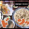怒涛の8種類!天ぷらの量がすごい  地元民に人気のお蕎麦屋さん〜手打蕎麦 はしもと〜