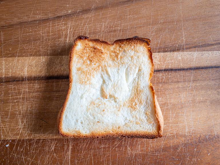天然酵母「純生」食パン トースト