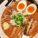 濃厚どろどろ海老スープと、食感のいい自家製麺のコンビネーション 〜麺屋とがし 龍冴 / 若林区新寺〜