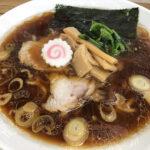 【新店】寒い季節にもってこい!生姜ラーメンにハマりそう!~越後拉麺はなび / ぶらんどーむ一番町~